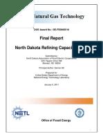 Refining Capacity Study FE0000516_FinalReport