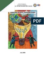 Open HS Program Manual.pdf