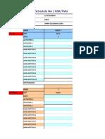 Tabel Data Pengamatan Geliat Mencit