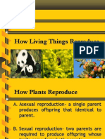 How Living Things Reproduce