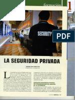 """Revista guardia civil """"El Vigilante De Seguridad"""""""