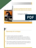 USI Lugano_indagine Laureati