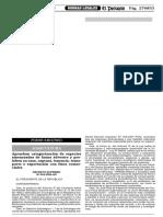 D.S. N° 034-2004-AG_Categorización de especies amenazadas fauna silvestre