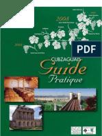 Guide pratique Cubzaguais 2008