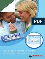 Saliva and Sugarfree Gum - Spanish
