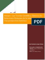 Actividad4 Ensayo TeoraCientficaClsicaydelasRelacionesHumanas v.2