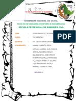 INFORME LEVANTAMIENTO GRUPO 11.doc