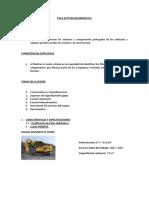 Informe Pala Hidraulica Actualizada