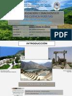 ESTUDIO HIDROLÓGICO DE LA MICRO CUENCA HUERTAS - CUENCA JEQUETEPEQUE
