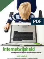 Scriptie Internetwijsheid