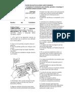 EVALUACIÔN DE CIENCIAS ECOPOLITICAS GRADOS 10º-11°.doc