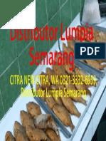 CITRA NEW CITRA, WA 0821-3332-6959, Distributor Lumpia Semarang