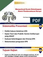 Memperkuat KPK-14 Maret 2016