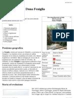 Riserva Naturale Duna Feniglia - Wikipedia