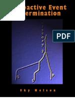 Nelson - Retroactive Event Determination