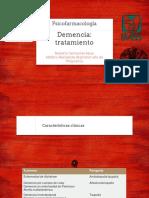 Demencia Tratamiento