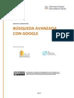Manual de Google