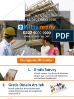 TERMURAH, Jasa Desain Rumah Jakarta, 0822 9000 9990,