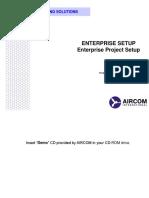 10 - Enterprise Setup (Project Setup)