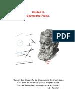 Matemáticas 2 - Unidad 3 - Geometría