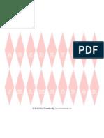 Mini Bunting Alphabet - Pastels - Tomkat Studio