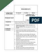4 1 Sop Manajemen Data