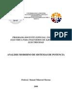 Analisis de SEP UFRO