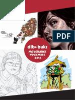Novedades Dibbuks noviembre 2018