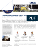 Houston Course Offshore en CFD for Offshore Applications