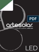 201806 Artesolar Catálogo General 2018