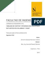TESIS DE ENCOFRADOS DE PLASTICO