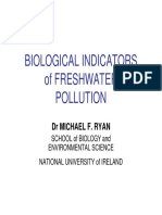 128_3-Biological Indicators of Freshwater Pollution