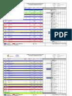 GGCP Project Schedule - 3WLAH W74