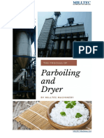 Parboiling and Dryer Systems