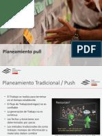 Introducción a la planificación Pull
