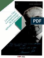 Lourenço Filho e a Organização Da Psicologia Aplicada à Educação (São Paulo, 1922-1933)