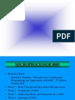 8085 Microprocessor - Ramesh Gaonkar.pdf