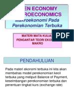 perekonomian terbuka 1