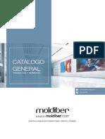 Catalogo General MOLDIBER 2015