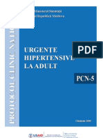 Urgente Hipertensive-Protocol Clinic National