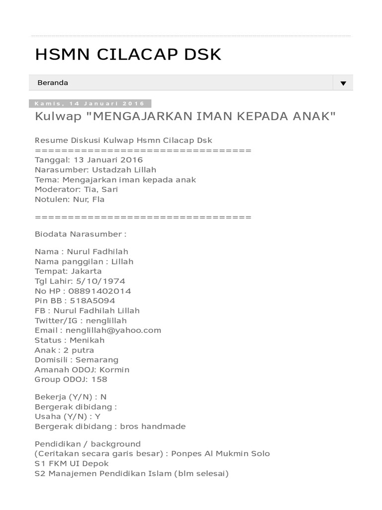 Download 72+ Background Biodata Anak HD Terbaik