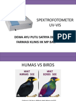 205409 Spektrofotometer Uv-Vis