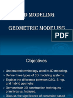 1.3 3D Modeling