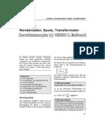 Buch2 Lektion 03 Kondensator Spule