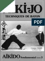 Aiki-Jo - Tecnicas de Baston
