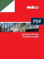 Sludge drying technologies