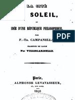 Campanella Tommaso - La cité du soleil.pdf