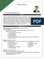 Mayank Gupt CV