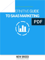 SaaS Marketing Guide 2015