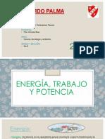 Energía, Trabajo y Potencia (1)